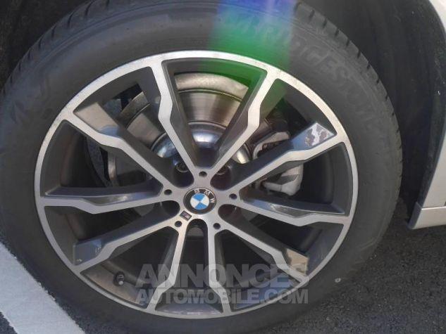BMW X4 xDrive20d 190ch M Sport Euro6c Glaciersilber Occasion - 7