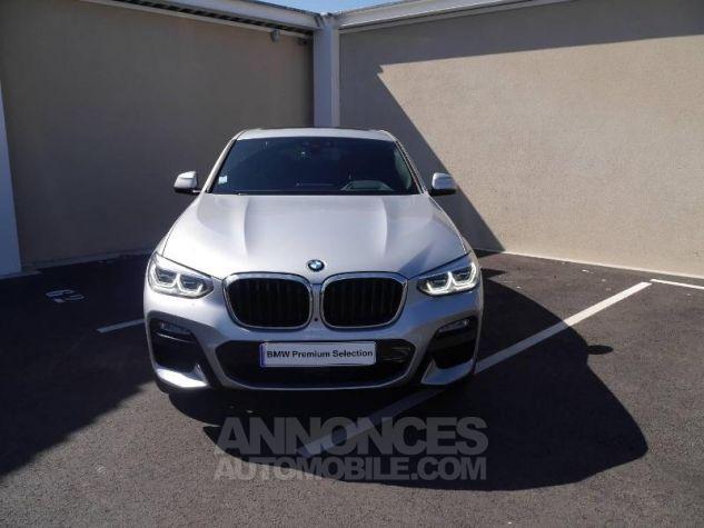 BMW X4 xDrive20d 190ch M Sport Euro6c Glaciersilber Occasion - 11