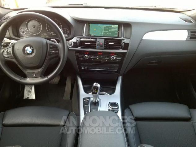 BMW X4 XDRIVE20DA 190CH M Sport  Blanc Occasion - 4