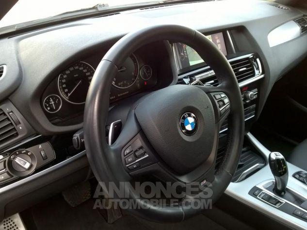 BMW X4 XDRIVE20DA 190CH M Sport  Blanc Occasion - 7