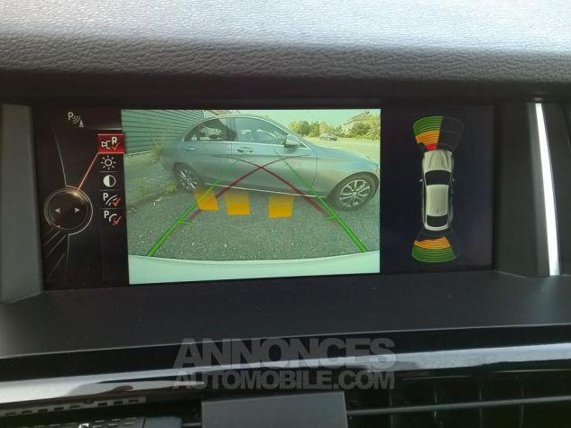 BMW X4 XDRIVE20DA 190CH M Sport  Blanc Occasion - 8