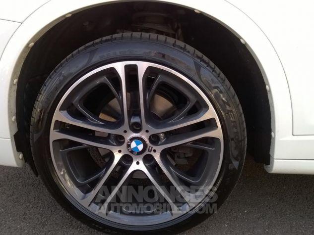 BMW X4 XDRIVE20DA 190CH M Sport  Blanc Occasion - 10