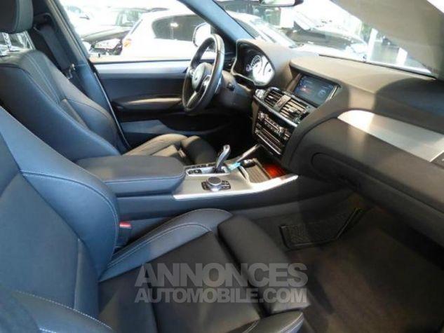 BMW X4 xDrive20dA 190ch M Sport Alpinweiss uni Occasion - 1