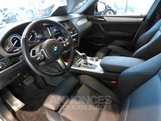 BMW X4 xDrive20dA 190ch M Sport Alpinweiss uni Occasion - 7