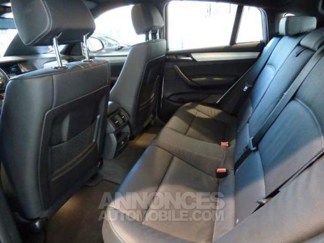 BMW X4 xDrive20dA 190ch M Sport Alpinweiss uni Occasion - 9