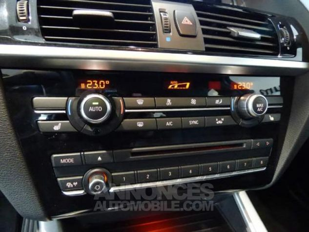 BMW X4 xDrive20dA 190ch M Sport Alpinweiss uni Occasion - 11