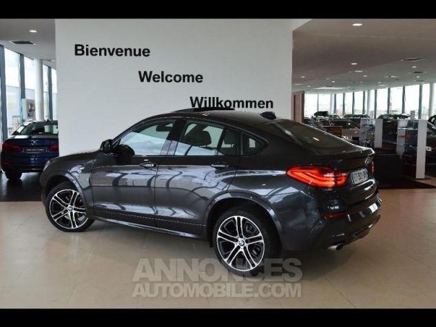 BMW X4 xDrive20dA 190ch M Sport Sophistograu metallise Occasion - 1