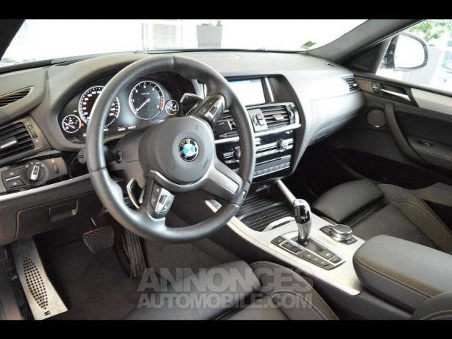 BMW X4 xDrive20dA 190ch M Sport Sophistograu metallise Occasion - 2