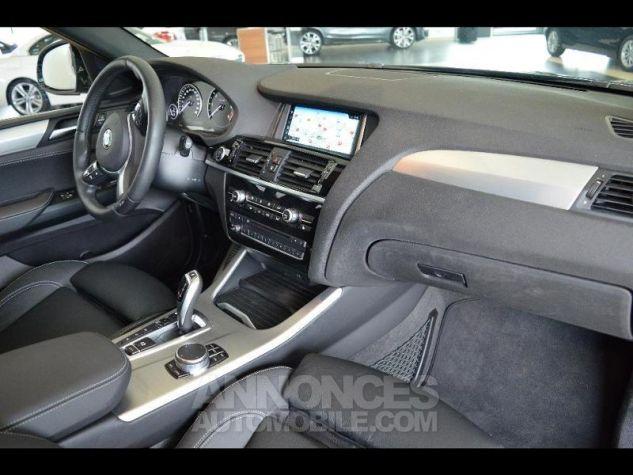 BMW X4 xDrive20dA 190ch M Sport Sophistograu metallise Occasion - 3