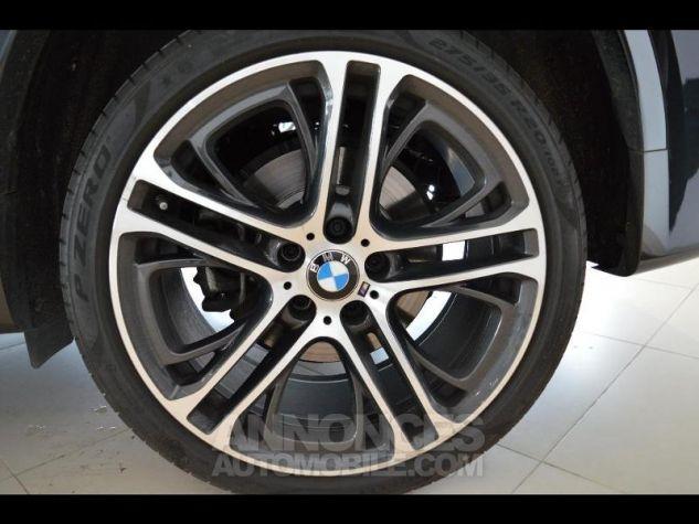 BMW X4 xDrive20dA 190ch M Sport Sophistograu metallise Occasion - 9