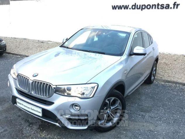 BMW X4 xDrive20dA 190ch xLine  Occasion - 0