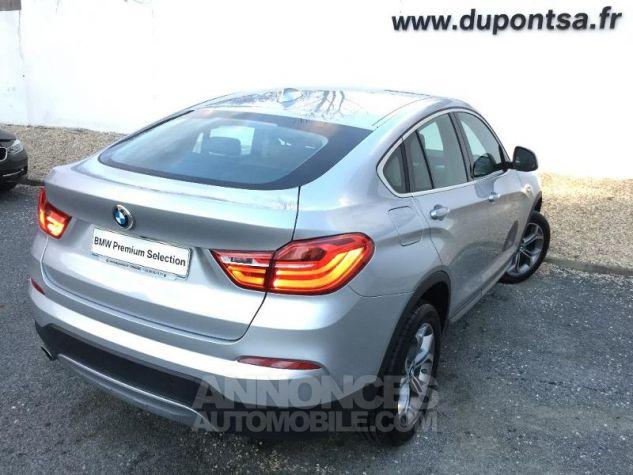 BMW X4 xDrive20dA 190ch xLine  Occasion - 1