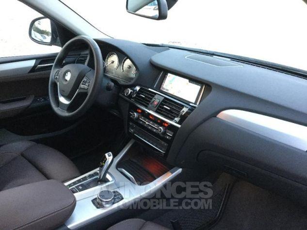 BMW X4 xDrive20dA 190ch xLine  Occasion - 2