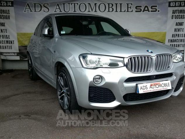 BMW X4 XDRIVE30DA 258CH M SPORT Gris Occasion - 0