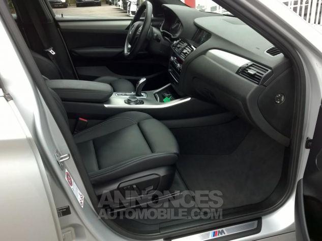 BMW X4 XDRIVE30DA 258CH M SPORT Gris Occasion - 5