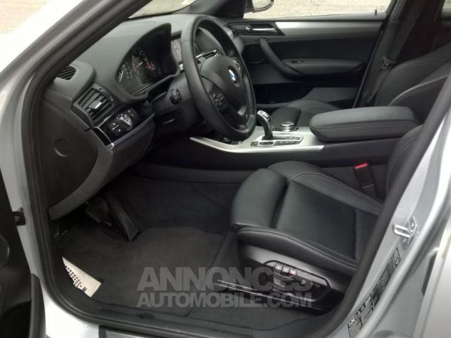 BMW X4 XDRIVE30DA 258CH M SPORT Gris Occasion - 6
