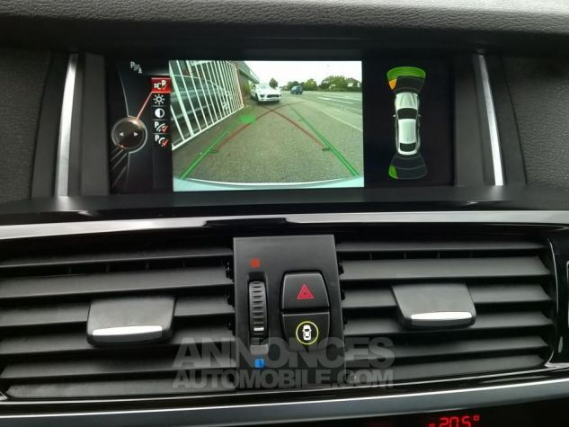 BMW X4 XDRIVE30DA 258CH M SPORT Gris Occasion - 8