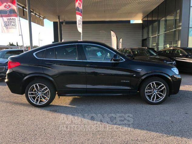 BMW X4 xDrive30dA 258ch M Sport Saphirschwarz metallise Occasion - 2