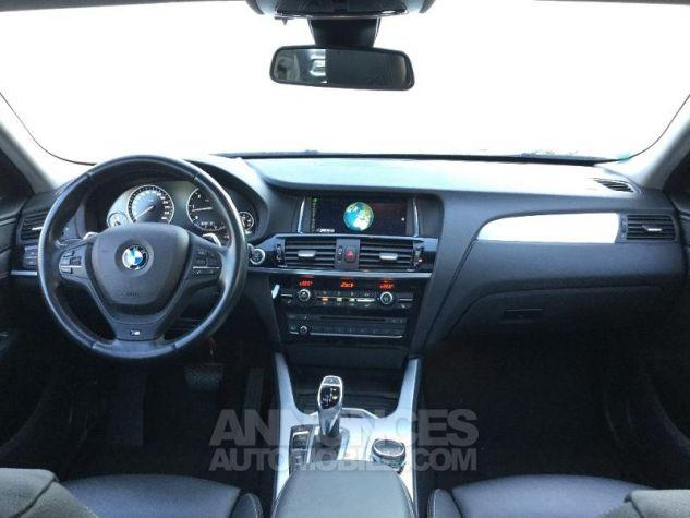 BMW X4 xDrive30dA 258ch xLine Glaciersilber metallise Occasion - 3