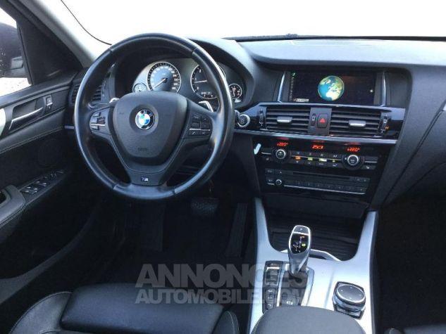 BMW X4 xDrive30dA 258ch xLine Glaciersilber metallise Occasion - 4