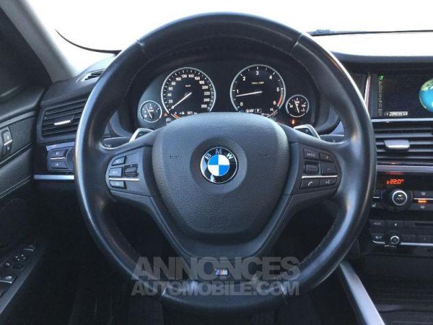 BMW X4 xDrive30dA 258ch xLine Glaciersilber metallise Occasion - 5
