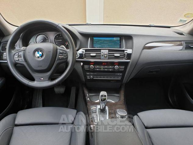 BMW X4 xDrive30dA 258ch xLine Sophistograu Occasion - 4