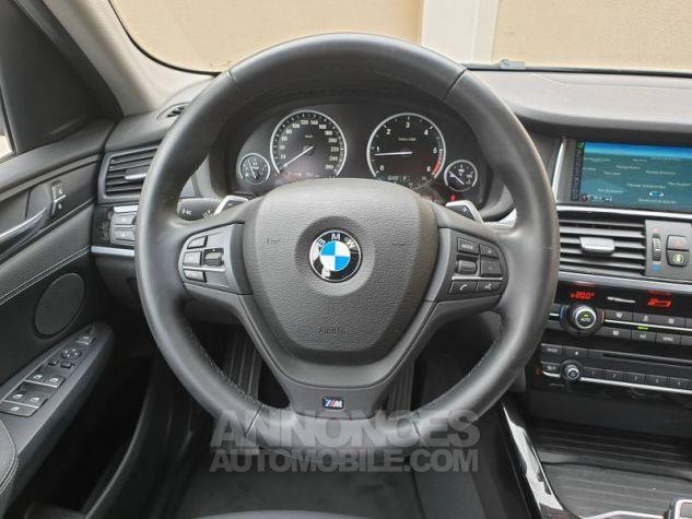 BMW X4 xDrive30dA 258ch xLine Sophistograu Occasion - 5