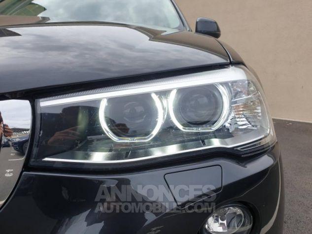 BMW X4 xDrive30dA 258ch xLine Sophistograu Occasion - 11