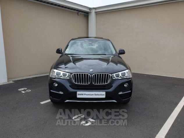 BMW X4 xDrive30dA 258ch xLine Sophistograu Occasion - 12