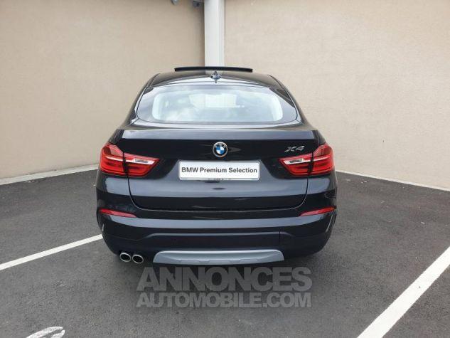 BMW X4 xDrive30dA 258ch xLine Sophistograu Occasion - 13
