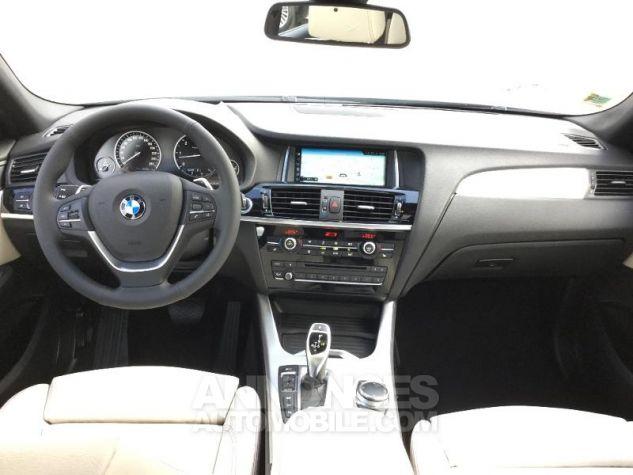 BMW X4 xDrive30dA 258ch xLine Sophistograu metallisee Occasion - 3