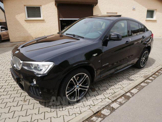 BMW X4 xDrive35d M Sport, Toit ouvrant, HUD, TV, Attelage Noir Saphir métallisé Occasion - 1