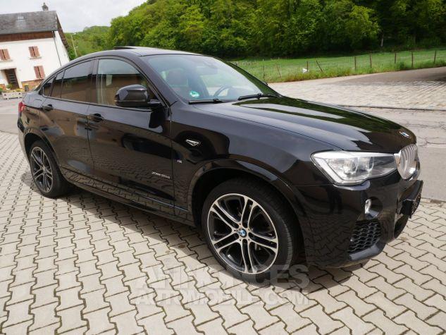 BMW X4 xDrive35d M Sport, Toit ouvrant, HUD, TV, Attelage Noir Saphir métallisé Occasion - 2