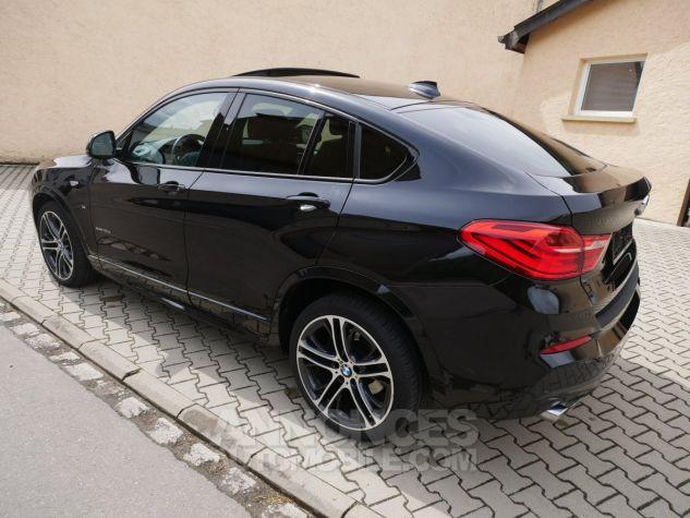 BMW X4 xDrive35d M Sport, Toit ouvrant, HUD, TV, Attelage Noir Saphir métallisé Occasion - 4