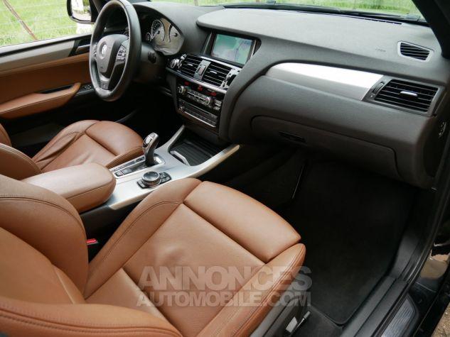 BMW X4 xDrive35d M Sport, Toit ouvrant, HUD, TV, Attelage Noir Saphir métallisé Occasion - 6