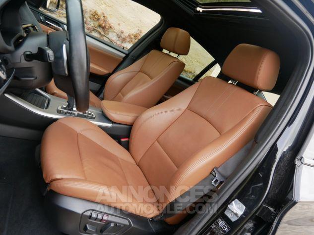 BMW X4 xDrive35d M Sport, Toit ouvrant, HUD, TV, Attelage Noir Saphir métallisé Occasion - 7
