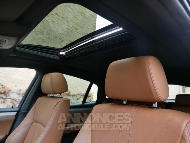 BMW X4 xDrive35d M Sport, Toit ouvrant, HUD, TV, Attelage Noir Saphir métallisé Occasion - 8