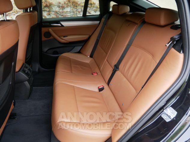 BMW X4 xDrive35d M Sport, Toit ouvrant, HUD, TV, Attelage Noir Saphir métallisé Occasion - 9