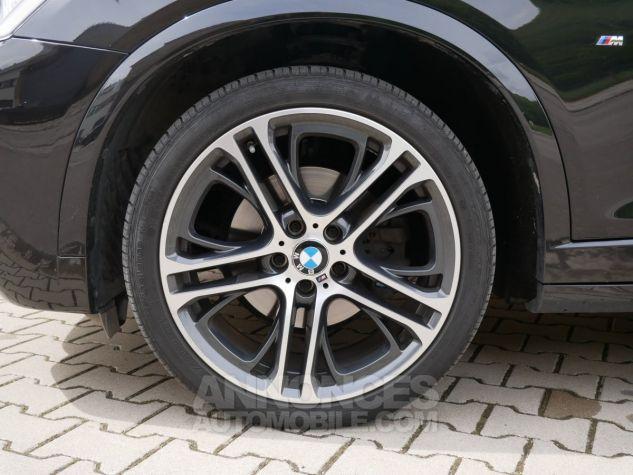 BMW X4 xDrive35d M Sport, Toit ouvrant, HUD, TV, Attelage Noir Saphir métallisé Occasion - 11