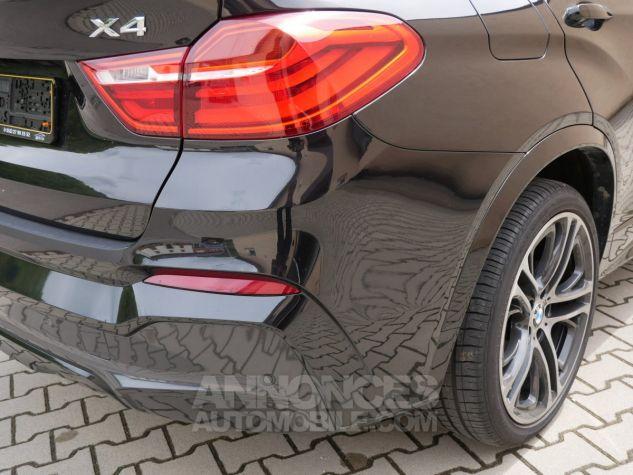 BMW X4 xDrive35d M Sport, Toit ouvrant, HUD, TV, Attelage Noir Saphir métallisé Occasion - 12