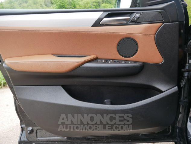 BMW X4 xDrive35d M Sport, Toit ouvrant, HUD, TV, Attelage Noir Saphir métallisé Occasion - 13