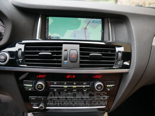 BMW X4 xDrive35d M Sport, Toit ouvrant, HUD, TV, Attelage Noir Saphir métallisé Occasion - 16