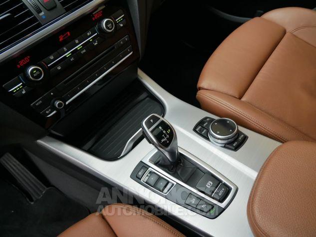 BMW X4 xDrive35d M Sport, Toit ouvrant, HUD, TV, Attelage Noir Saphir métallisé Occasion - 17