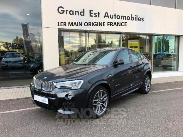 BMW X4 xDrive35dA 313ch M Sport Sophistograu Occasion - 0