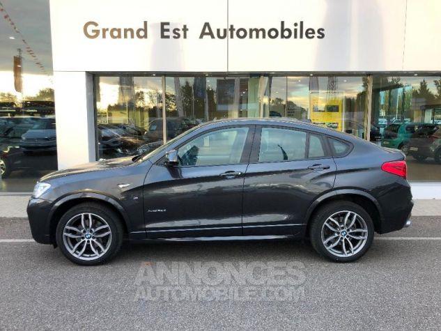 BMW X4 xDrive35dA 313ch M Sport Sophistograu Occasion - 1