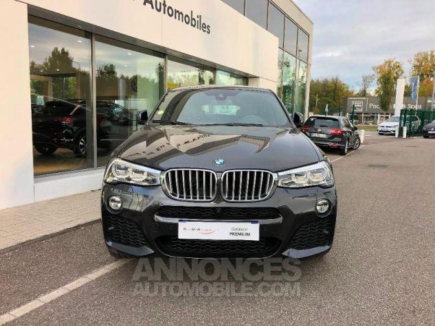 BMW X4 xDrive35dA 313ch M Sport Sophistograu Occasion - 3