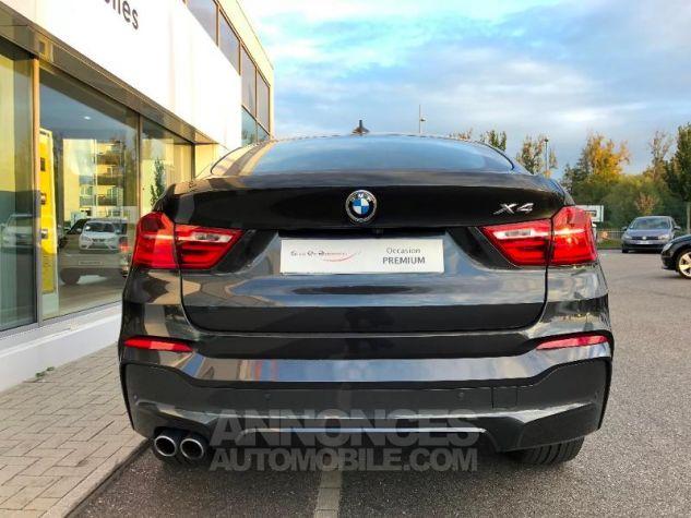 BMW X4 xDrive35dA 313ch M Sport Sophistograu Occasion - 4