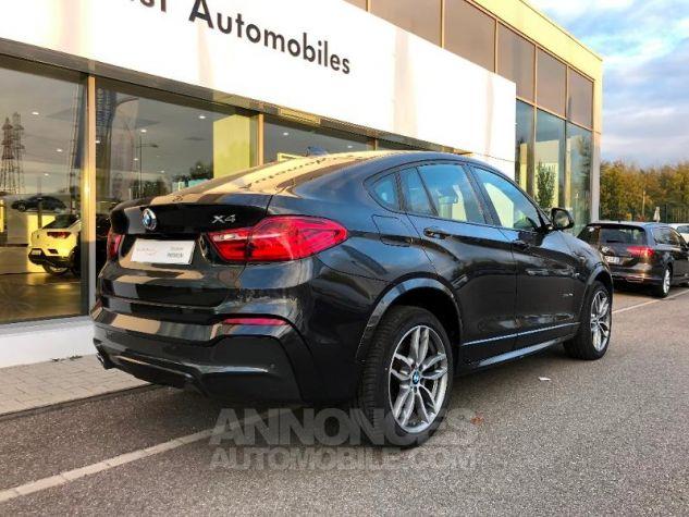 BMW X4 xDrive35dA 313ch M Sport Sophistograu Occasion - 5