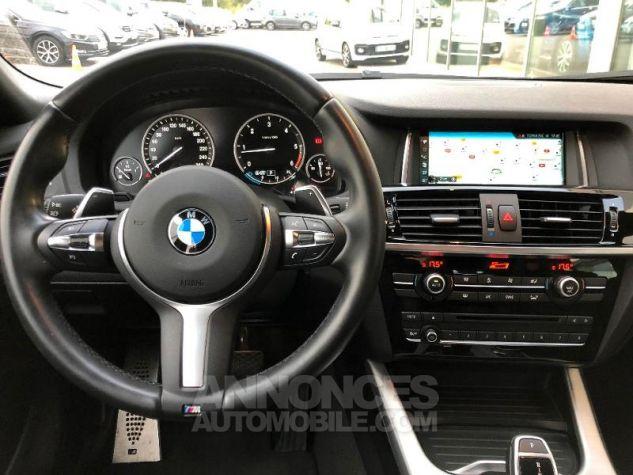 BMW X4 xDrive35dA 313ch M Sport Sophistograu Occasion - 7