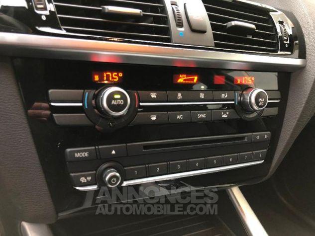 BMW X4 xDrive35dA 313ch M Sport Sophistograu Occasion - 16